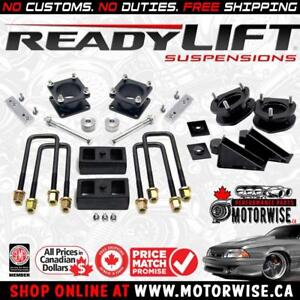 ReadyLIFT | Leveling Kits | Lift Kits | Jeep Lift Kits | Block Kits | Browse, Shop & Order online at www.motorwise.ca