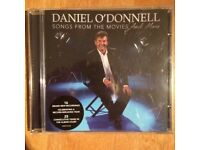 Daniel O'Donnell-Songs from the Movies & More