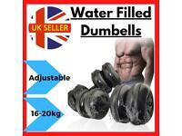 Water Filled Dumbbells