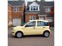 2010 FIAT PANDA EVO 1.1 LITRE, MOT 12 MONTHS, TAX £30, FULL SERVICE HISTORY