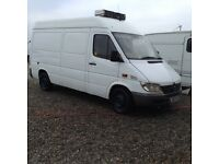 02 Mercedes sprinter mwb 308 diesel. 1250. Ono. East london