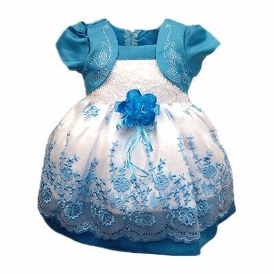 Baby Kids Clothing Princess Costume Girls Tutu Party Dress 2-5 Years