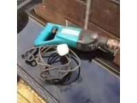 Makita 8406 Hammer Drill 240 Volt
