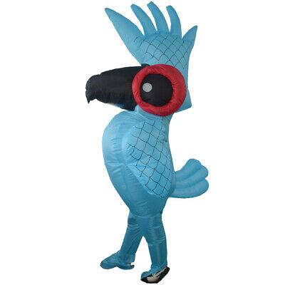 Papageien Kostüm Aufblasbares Kostüm Fatsuit Fett Anzug zum - Fett 2 Kostüm