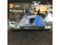 Tent 5 Birth