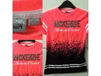 Girls McKenzie Tshirt 8-10yrs
