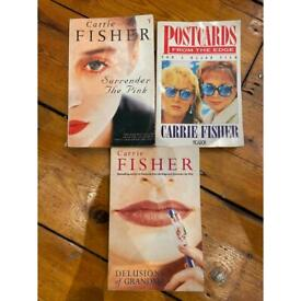 Carrie Fisher Novels
