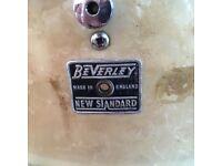 Vintage Beverley Birch Snare Drum