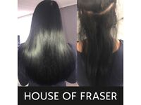 ‼️WEAVE -HAIR EXTENSION‼️HOUSE OF FRASER LEAMINGTON SPA‼️£50 install (hair not included)
