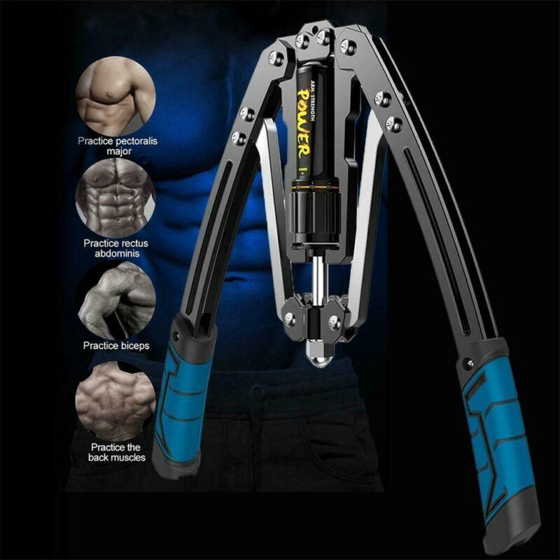 Adjustable Arm Exercise Tool Cylinder Power Twister Fitness Training Machine