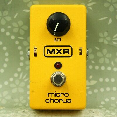 MXR M148 Micro Chorus Analog Guitar effect pedal (AB45N907)