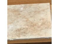 Have you a small area to tile? Look at these Free new and used ceramic tiles ?