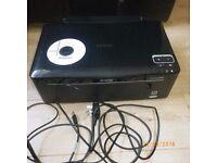 Scanner-copier-printer