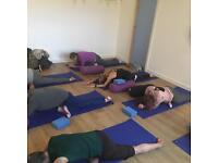 Yin Yoga classes near Meadowbank - New blocks starting soon