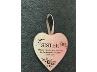 Decoration sister gift
