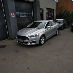 2015 Ford Fusion SE, REVERSE CAM, WHAT A BARGAIN!!