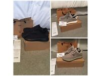 adidas Yeezy Boost 350 Pirate Black Moonrock Turtle Dove Oxford Tan Beluga