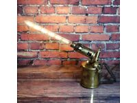 Relight My Fire Handmade lamp with bulb