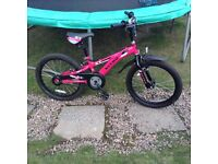 Nitro girls bike 20 inch