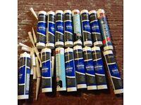 sanitary silicone 17 tubes