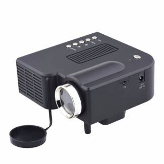 Full HD Video Projector - Built-in Speaker, LCD+LED HDMI