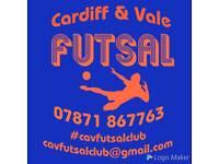 Play Futsal!!! CAV Futsal Club