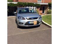 Ford Focus saloon 1.6 auto titanium