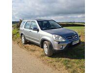 Honda, CR-V, Estate, 2007, Manual, 2204 (cc), 5 doors, Diesel