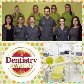 Modern Apprenticeship in Dental Nursing