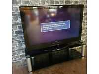 "46"" HITACHI L46VN05U LCD TV with Remote"