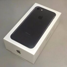 apple iphone 7 32gb unlocked brand new boxed comes with apple warranty & receipt