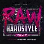 RAW Hardstyle vol 3 Endymion & High Volt (CDs)