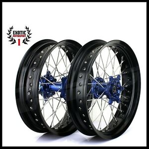 yamaha supermoto wheels ebay. Black Bedroom Furniture Sets. Home Design Ideas