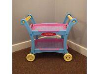Kids Tea Trolley