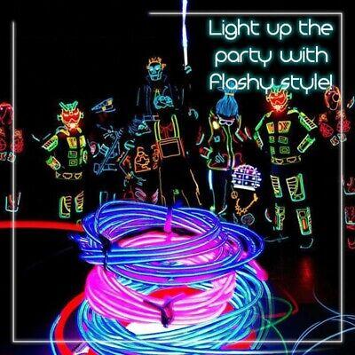 Halloween Costume Stick Figure (RGB COLOR LIGHT UP LED STICK FIGURE KIT NEW TOYS HALLOWEEN US)
