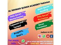 Rehman Quran academy with online Quran classes