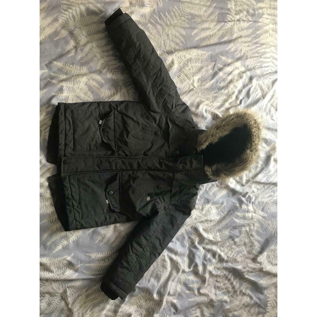 selected material uk cheap sale sale Boys winter coat 6-7 years | in Bletchley, Buckinghamshire | Gumtree