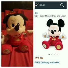 Baby Mickey Play & Learn