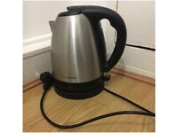 Cookworks Stainless Steel Jug Kettle