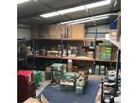 Warehouse Space To Rent Near Gatwick Just Under 1000 Sqft