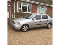 FOR SALE Vauxhall Astra diesel