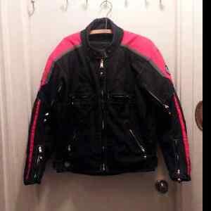 Belstaff Kevlar Armored Motorcycle Motocross Jacket