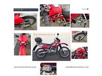 Honda xl200r very clean bike very low miles £1350