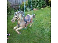 horse swing for kids