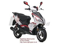 *Brand New* 66 plate Lexmoto FMR 125 Sports Learner Scooter. Warranty. Delivery. Part-ex