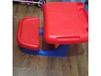 Kids table for sale £5