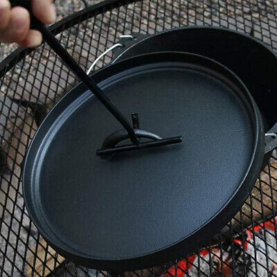 Grillfürst Deckelheber einsetzbar für Petromax, Camp Chef, Lodge und