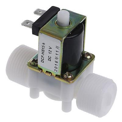 Dc12v 34 Pp Metal No Electric Solenoid Valve Water Control Diverter Device
