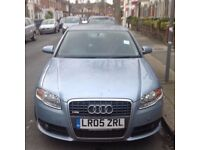 AUDI A4 2.0 TDI S LINE Leather Interior MOT till June 2016 NO MECHANICAL ISSUE only for £2795