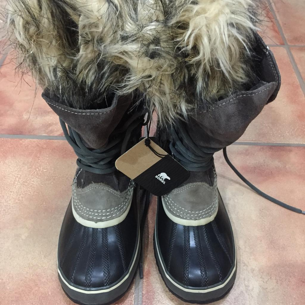 New Joan II of Artic Snow Boots
